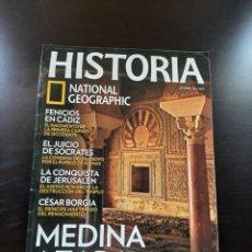 Coleccionismo de National Geographic: HISTORIA. Lote 263811830