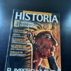 Coleccionismo de National Geographic: HISTORIA. Lote 265392999