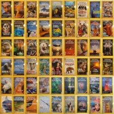 Coleccionismo de National Geographic: LOTE 65 REVISTAS NATIONAL GEOGRAPHIC, COMO NUEVAS.. Lote 266386923