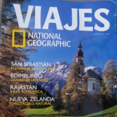 Coleccionismo de National Geographic: VIAJES NATIONAL GEOGRAPHIC 54. Lote 269624363