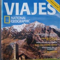 Coleccionismo de National Geographic: VIAJES NATIONAL GEOGRAPHIC EDICIÓN ESPECIAL PIRINEOS CATALUÑA. Lote 269627078