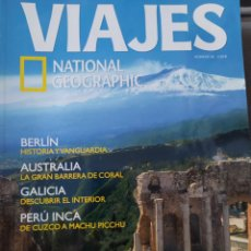 Coleccionismo de National Geographic: VIAJES NATIONAL GEOGRAPHIC 68. Lote 269627543