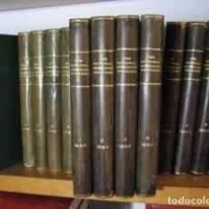 Coleccionismo de National Geographic: NATIONAL GEOGRAPHIC - INGLES - AÑO 1963 AÑO COMPLETO ENCUADERNADOS. Lote 270233788