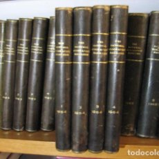 Coleccionismo de National Geographic: NATIONAL GEOGRAPHIC - INGLES - AÑO 1964 AÑO COMPLETO ENCUADERNADOS. Lote 270234128