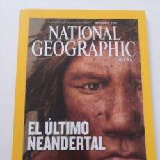 Coleccionismo de National Geographic: REVISTA NATIONAL GEOGRAPHIC ESPAÑA - NOVIEMBRE 2008 VOL. 23 N° 5 - EL ÚLTIMO NEANDERTAL INDIA HAITÍ. Lote 270592153