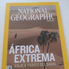 Coleccionismo de National Geographic: REVISTA NATIONAL GEOGRAPHIC ESPAÑA - MAYO 2008 VOL. 22 N° 5 - ÁFRICA EXTREMA SAHEL ANTIGUO EGIPTO. Lote 270595583