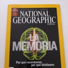 Collezionismo di National Geographic: REVISTA NATIONAL GEOGRAPHIC ESPAÑA - OCTUBRE 2008 VOL. 23 N° 4 - LA MEMORIA PERSIA MOSCÚ JAPÓN. Lote 271154433