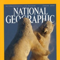 Collectionnisme de National Geographic: NATIONAL GEOGRAPHIC. FEBRERO 2004. GIGANTES BLANCOS DEL HIELO. Lote 272676158