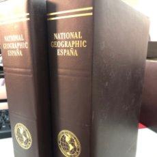 Colecionismo da National Geographic: NATIONAL GEOGRAPHIC MAPAS EN DOS ESTUCHES. Lote 275529273