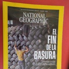 Coleccionismo de National Geographic: NATIONAL GEOGRAPHIC ESPAÑA , MARZO 2020- EL FIN DE LA BASURA ¿ PODEMOS REUTILIZAR TODO?. Lote 276935793