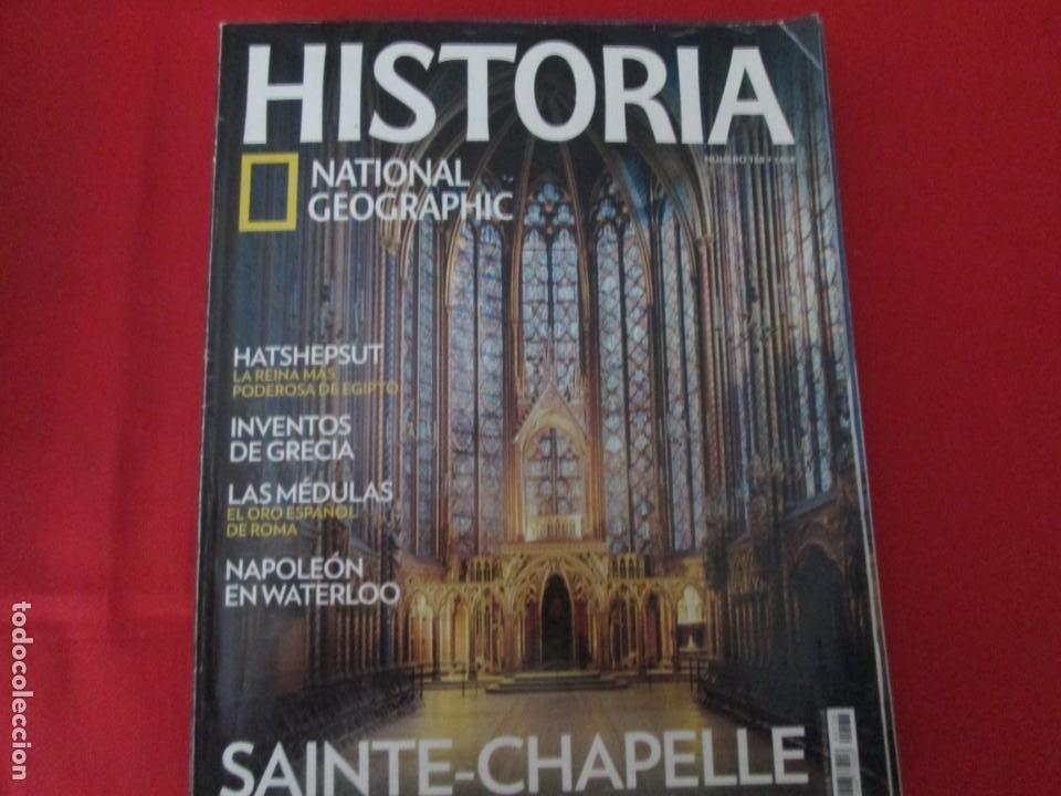 SAINTE CHAPELLE (Coleccionismo - Revistas y Periódicos Modernos (a partir de 1.940) - Revista National Geographic)