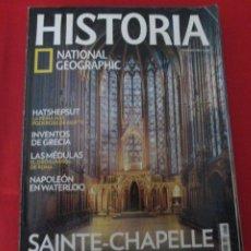 Coleccionismo de National Geographic: SAINTE CHAPELLE. Lote 277043333