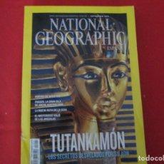 Coleccionismo de National Geographic: TUTANKAMON. Lote 277043493