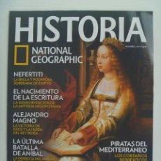 Coleccionismo de National Geographic: REVISTA HISTORIA DE NATIONAL GEOGRAPHIC, Nº 109: ISABEL PRINCESA DE CASTILLA, BATALLA ZAMA, ETC. Lote 277435373