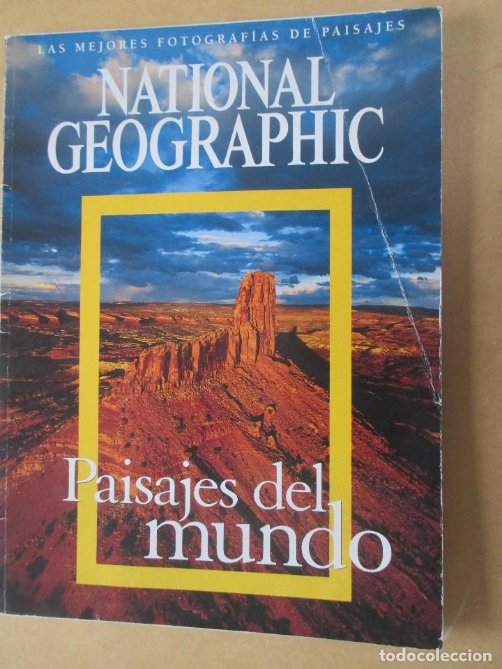 NATIONAL GEOGRAPHIC PAISAJES DEL MUNDO LAS MEJORES FOTOGRAFÍAS DE PAISAJES 2006 36 X 26 CMS (Coleccionismo - Revistas y Periódicos Modernos (a partir de 1.940) - Revista National Geographic)