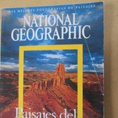 Coleccionismo de National Geographic: NATIONAL GEOGRAPHIC PAISAJES DEL MUNDO LAS MEJORES FOTOGRAFÍAS DE PAISAJES 2006 36 X 26 CMS. Lote 277506193