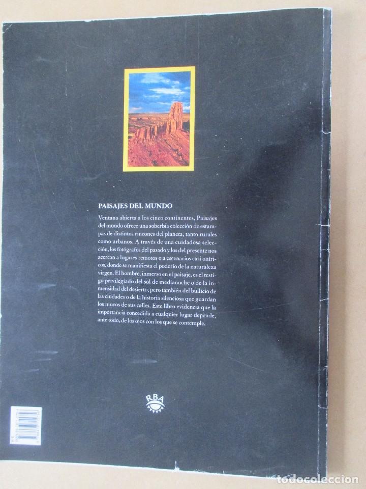 Coleccionismo de National Geographic: NATIONAL GEOGRAPHIC PAISAJES DEL MUNDO LAS MEJORES FOTOGRAFÍAS DE PAISAJES 2006 36 X 26 CMS - Foto 2 - 277506193