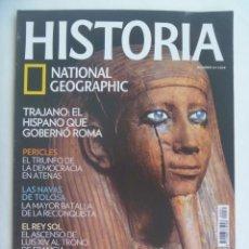 Coleccionismo de National Geographic: REVISTA HISTORIA DE NATIONAL GEOGRAPHIC, Nº 81: IMPERIO MEDIO EGIPTO, TRAJANO, NAVAS DE TOLOSA, ETC. Lote 277566028