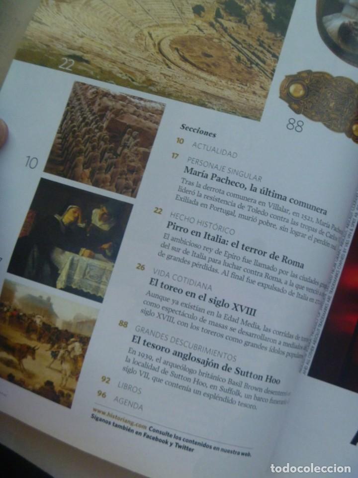 Coleccionismo de National Geographic: REVISTA HISTORIA DE NATIONAL GEOGRAPHIC, Nº 81: IMPERIO MEDIO EGIPTO, TRAJANO, NAVAS DE TOLOSA, ETC - Foto 3 - 277566028