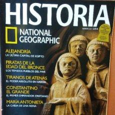 Coleccionismo de National Geographic: HISTORIA. NATIONAL GEOGRAPHIC. LA ORDEN DEL CÍSTER. EL AUGE DE LOS MONASTERIOS MEDIEVALES.. Lote 287852928
