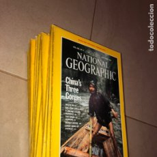 Coleccionismo de National Geographic: LOTE 12 REVISTAS NATIONAL GEOGRAPHIC - INGLÉS - AÑOS 1990'S. Lote 287946428