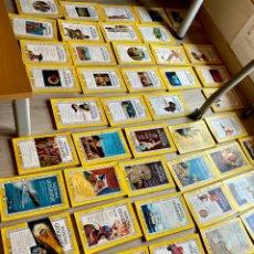 Coleccionismo de National Geographic: 60 NATIONAL GEOGRAPHIC AÑOS 60-64 COMPLETOS. BUEN ESTADO.. Lote 288130018