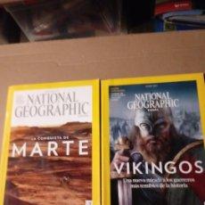 Coleccionismo de National Geographic: 2 NUM REVISTA NATIONAL GEOGRAPHIC. Lote 288230123