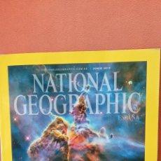 Coleccionismo de National Geographic: NATIONAL GEOGRAPHIC ESPAÑA. HUBBLE 25 AÑOS OBSERVANDO EL UNIVERSO.. Lote 289431713