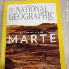 Coleccionismo de National Geographic: NUM.NOVIEMBRE 2016REV. NATIONAL GEOGRAPHIC.MARTE.. Lote 292205548