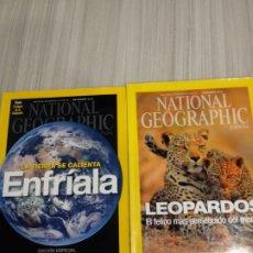 Coleccionismo de National Geographic: 4 NUM. REVISTAS NATIONAL GEOGRAPHIC NOV.DES.2015 EN Y FEB 2016. Lote 292206963