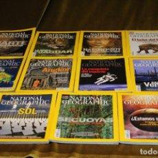 Coleccionismo de National Geographic: REVISTA NATIONAL GEOGRAPHIC,AÑO 2009,FALTA EL MES DE FEBRERO,EN ESPAÑOL.. Lote 292413398