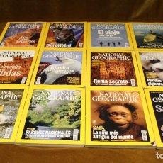 Coleccionismo de National Geographic: REVISTA NATIONAL GEOGRAPHIC,AÑO 2006,COMPLETO. EN ESPAÑOL.. Lote 292543463
