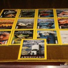 Coleccionismo de National Geographic: REVISTA NATIONAL GEOGRAPHIC,AÑO 2000,COMPLETO. EN ESPAÑOL.. Lote 292552193