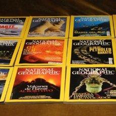 Coleccionismo de National Geographic: REVISTA NATIONAL GEOGRAPHIC,AÑO 2004,COMPLETO. EN ESPAÑOL.. Lote 292553123