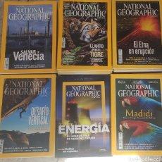 Coleccionismo de National Geographic: 34 REVISTAS NATIONAL GEOGRAPHIC. Lote 293774638