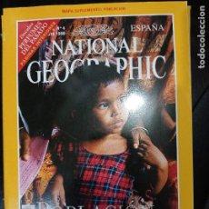 Coleccionismo de National Geographic: REVISTA NATIONAL GEOGRAPHIC OCTUBRE 1998 POBLACION. Lote 294452038