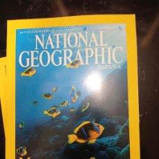 Coleccionismo de National Geographic: REVISTA NATIONAL GEOGRAPHIC MARZO 2004 MARES DEL SUR. Lote 294452808