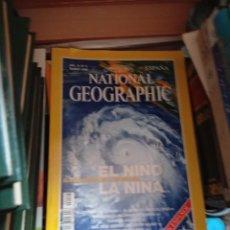 Coleccionismo de National Geographic: NATIONAL GEOGRAPHIC - VOL. 4, Nº 3 - MARZO 1999 - EL NIÑO. LA NIÑA, SAHARA, PIGARDOS GIGANTES. Lote 294567348