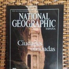 Coleccionismo de National Geographic: CIUDADES OLVIDADAS NATIONAL GEOGRAPHIC. Lote 294814883