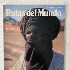 Coleccionismo de National Geographic: RUTAS DEL MUNDO - NATIONAL GEOGRAPHIC SOCIETY - 20 - SAHARA. Lote 295350988