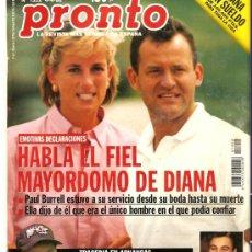 Coleccionismo de Revista Pronto: PRONTO Nº 1352 TODA LA VIDA DE LEONARDO DICAPRIO. Lote 22939852