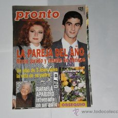 Coleccionismo de Revista Pronto: REVISTA PRONTO NUMERO 1182 , 31 DE DICIEMBRE DE 1994 . INCOMPLETA .. Lote 21522707