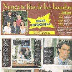 Coleccionismo de Revista Pronto: FOTONOVELAS DE LA REVISTA PRONTO. LOTE DE 40 FOTONOVELAS.. Lote 31811103