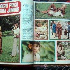 Coleccionismo de Revista Pronto: REVISTA PRONTO 1973 / PATTY PRAVO, ROCIO DURCAL, SILVIA MONTI, JOAN MANUEL SERRAT, MASSIEL. Lote 34909523