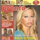 Coleccionismo de Revista Pronto: REVISTA PRONTO Nº 2.108 29/09/2012. Lote 35011188