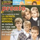 Coleccionismo de Revista Pronto: REVISTA PRONTO Nº 2072 - 21-01-12. Lote 35011488