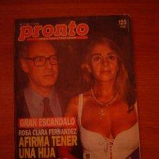 Coleccionismo de Revista Pronto - REVISTA PRONTO Nº 1165 - 3 - 9 - 94 - - 36802678