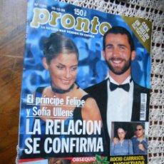 Coleccionismo de Revista Pronto: PRONTO Nº1390 /26/12/98. Lote 40150126
