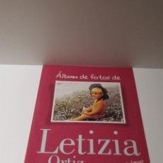 Coleccionismo de Revista Pronto: ALBUM DE FOTOS DE LETICIA ORTIZ. SUPLEMENTO ESPECIAL REVISTA PRONTO. Lote 41530424
