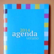 Coleccionismo de Revista Pronto: 2014 AGENDA VERANO. CON MÁS DE 70 TRUCOS PARA AHORRAR. PRONTO - DIVERSOS AUTORES. Lote 44864716